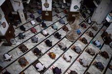 Dewan Masjid Minta Shalat Tarawih Dilaksanakan Dua Sif