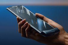Ponsel Layar Lipat Motorola Razr Meluncur, Harga Rp 21 Juta