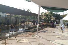 23 Sapi Kurban Dipotong di Masjid At Tin, Sumbangan Keluarga Cendana