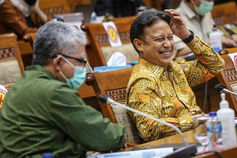 Jokowi Minta Kemenkes dan TNI-Polri Percepat Vaksinasi Covid-19 di 4 Provinsi Ini