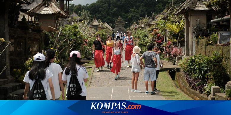 Risiko Besar Intai Pembukaan Pariwisata Indonesia