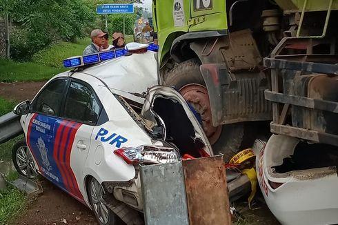 Rawan Ditabrak, Bahu Jalan Tol Bukan Tempat Aman Berhenti