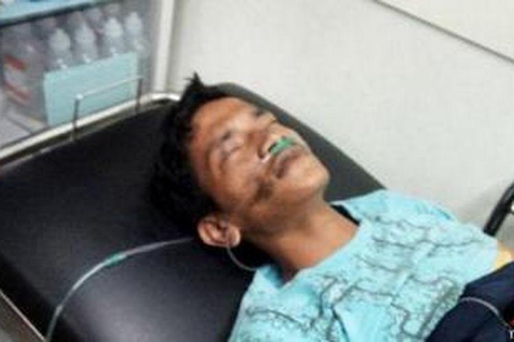 Mario Steven Ambarita, penumpang gelap Garuda Indonesia yang menyusup di roda pesawat