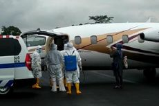 Seorang Dokter Positif Covid-19, Dirujuk ke Jakarta dan Sewa Pesawat Pribadi