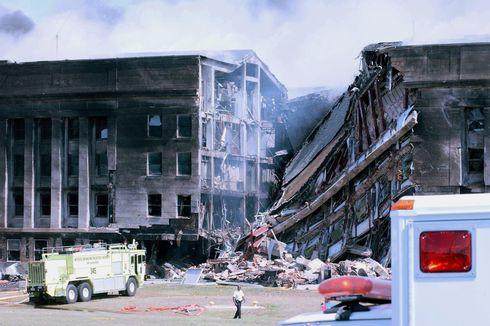 Detik-detik Serangan 9/11 di Markas Kementerian Pertahanan AS, Pentagon