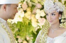 Sirajuddin Mahmud Sematkan Cincin Pernikahan, Zaskia Gotik: Alhamdulillah Sah, Berkah Ramadhan
