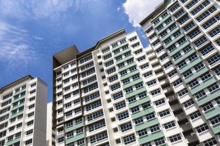 Ilustrasi: Tangerang dan Bekasi jadi lokasi alternatif pembangunan kondominium karena lahan di Jakarta semakin langka dan mahal.