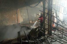 Pasar Weleri Kendal Ludes Terbakar