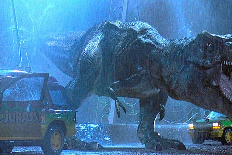 Tahun 2021, China Akan Punya Jurassic Park di Kota Chongqing