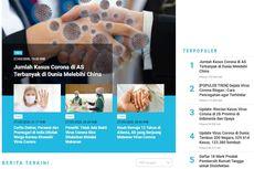 [POPULER TREN] Kasus Corona di AS | Daftar Produk Rumah Tangga untuk Disinfektan