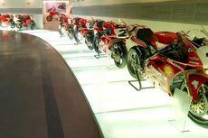 Berkunjung ke Museum Ducati via Google Maps