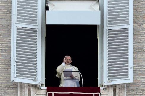 Paus Fransiskus Sedih atas Aksi Teror di New York dan Seluruh Dunia