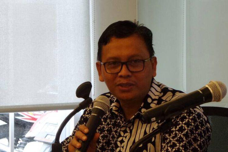Ketua Lembaga Kajian dan Pengembangan Sumberdaya Manusia (Lakpesdam) Pengurus Besar Nahdlatul Ulama Rumadi Ahmad
