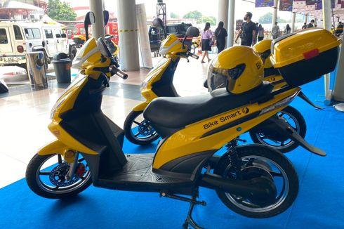 Spesfikasi Awal Motor Listrik Bike Smart Electric