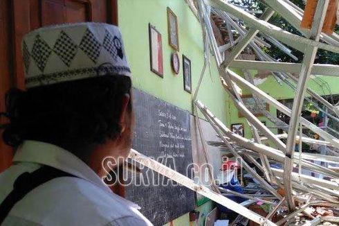 Polisi Tetapkan Tersangka Korupsi Ambruknya Atap SD Gentong Pasuruan
