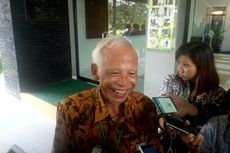 Bertemu Dosen Pembimbing Skripsi, Ini yang Dilakukan Jokowi