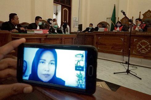 Akhir Perjalanan Zuraida Istri Hakim PN Medan, Bunuh Suami dan Divonis Mati