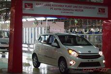 PSBB Transisi Diperpanjang, Daihatsu Siapkan Produksi dengan 2 Shift