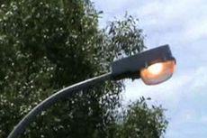 Pemasangan 23 Lampu Jalan di Selter Kampung Kunir Menunggu Proses Lelang