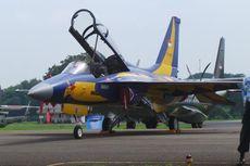 Pesawat TNI Mendarat Darurat di Bandara Semarang