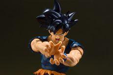 Mainan Goku Langka Dikabarkan Tenggelam di Samudera Pasifik
