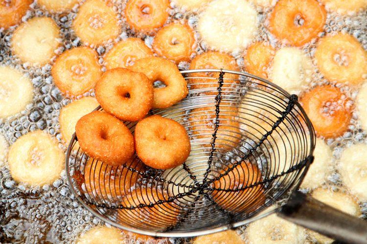 Ilustrasi gorengan