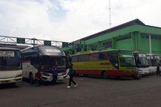 Bus AKAP Kembali Beroperasi, Terminal Kota Bekasi Langsung Ramai Penumpang