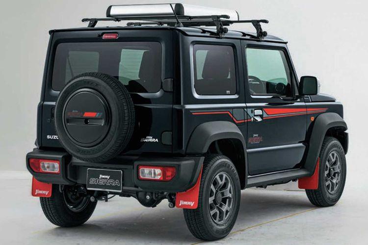 Suzuki Jimny Heritage Style