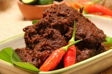 7 Makanan Indonesia yang Awet, Ada Rendang dan Sambal Roa