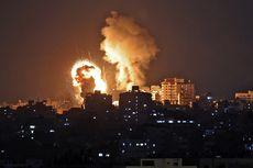 Serangan Balasan, Hamas Luncurkan 130 Rudal ke Tel Aviv