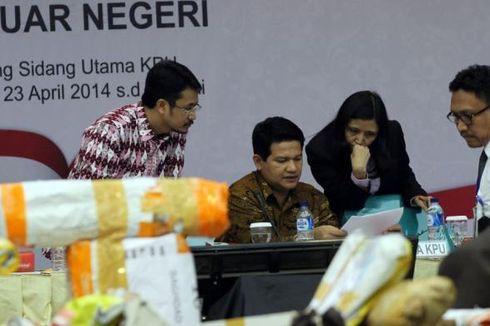 Tiga Partai Belum Tanda Tangan, Rekapitulasi Suara Jawa Barat Ditunda