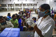 Naik Lagi, India Laporkan Kasus Covid-19 Tertinggi dalam Tiga Minggu