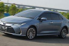 Corolla Altis Jadi Sedan Terlaris Sepanjang Oktober 2020