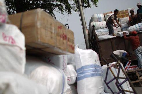 Bikin Macet, Puluhan Kantor Ekspedisi di Tanah Abang Disegel
