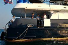 Serunya Aksi Patroli Laut Petugas Imigrasi di Papua Barat...