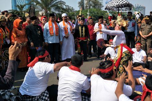 Menyuarakan Persatuan lewat Pergelaran Budaya