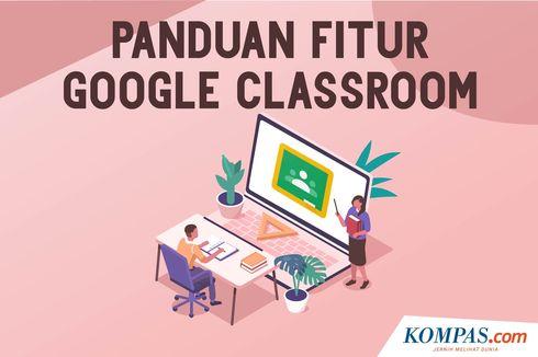 INFOGRAFIK: Panduan Fitur Google Classroom
