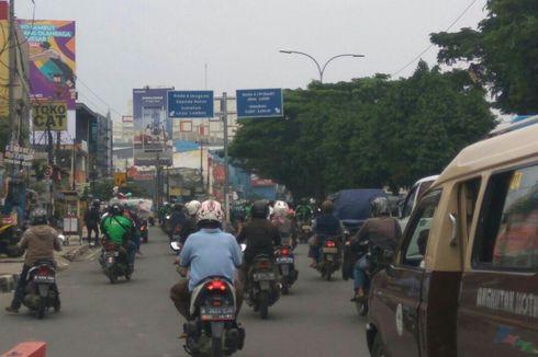 Parkir Sembarangan di Jalan Margonda, Ban Kendaraan Akan Digembok