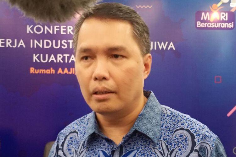 Ketua Dewan Pengurus AAJI, Budi Tampubolon.