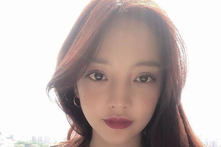 Penyanyi K-pop Goo Hara