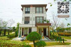 Daisan, Rumah ala Jepang Full Furnish dengan View Danau yang Dekat dengan Akses Tol dan MRT