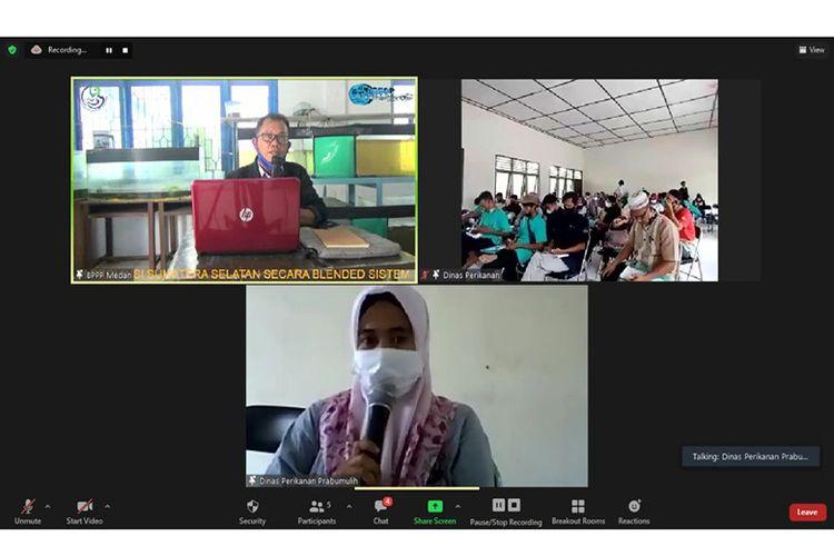 KKP Gelar Pelatihan Dukung Pengembangan Kampung Budidaya