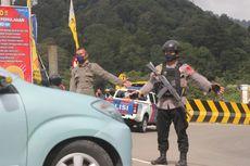 Ingin Berlibur ke Cianjur, Ratusan Kendaraan Disuruh Putar Balik di Puncak