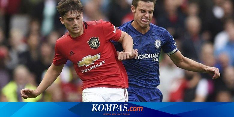 Prediksi Man United Vs Chelsea - Setan Merah Diung