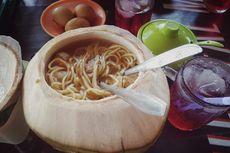 Makanan yang Lagi Jadi Tren di Aceh, Bakso Batok Kelapa