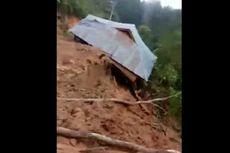 Banjir dan Longsor Terjang Mamasa, 6 Rumah Ambruk