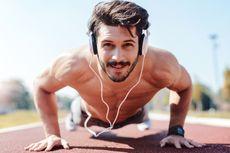 Pria yang Rutin Olahraga Punya Sperma Lebih Sehat