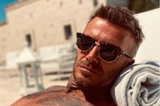 David Beckham Rekrut Anaknya Sendiri untuk Promosikan Kacamata