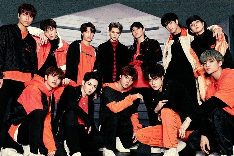 Boy Group ashen YG Entertainment, TREASURE