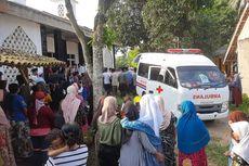Tangis Iringi Pemakaman Jenazah Korban Kebakaran Lapas Tangerang